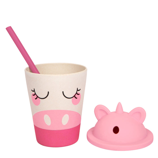 SUNNYLIFE exclusive collection unicorn kids tumbler