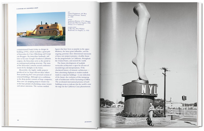 California Crazy photography book published by Taschen