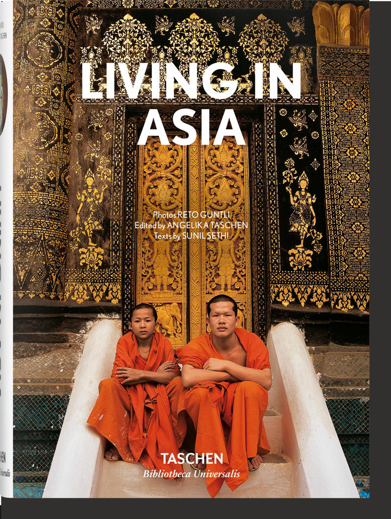 Living in Asia Interior and Design book published by Taschen