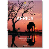 National Geographic Around the World 125 Years Africa photography book published by Taschen