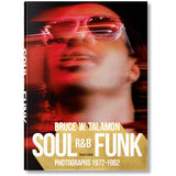Bruce Talamon Soul, R&B, Funk Photography book published by Taschen
