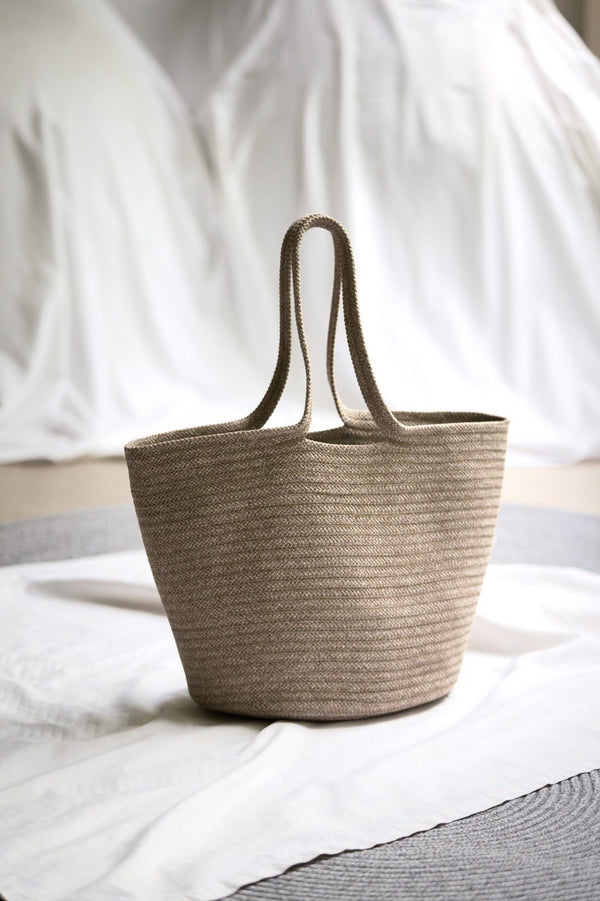 Taya Living Millie Tote Bag Beige
