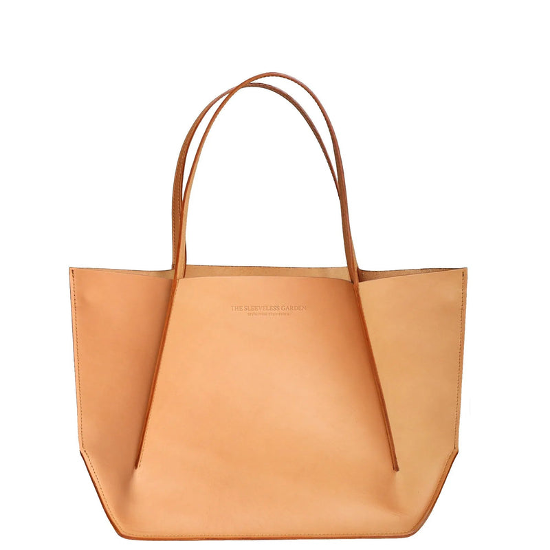 The Sleeveless Garden Canaly leather tote bag