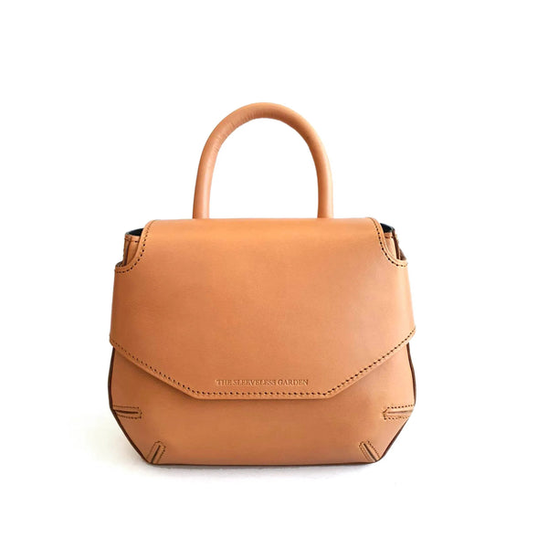 The Sleeveless Garden Pomolo S leather handbag