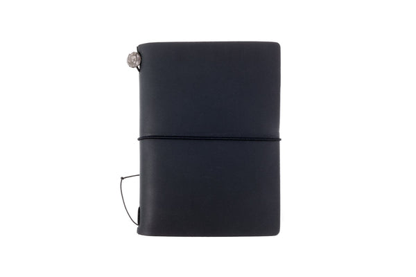 TRAVELER'S notebook Black Passport Size