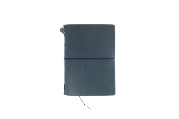 TRAVELER'S notebook Blue Passport Size