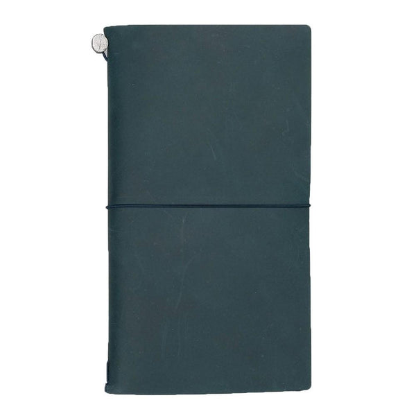 TRAVELER'S notebook Blue Regular Size