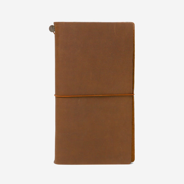 TRAVELER'S notebook Camel Regular Size