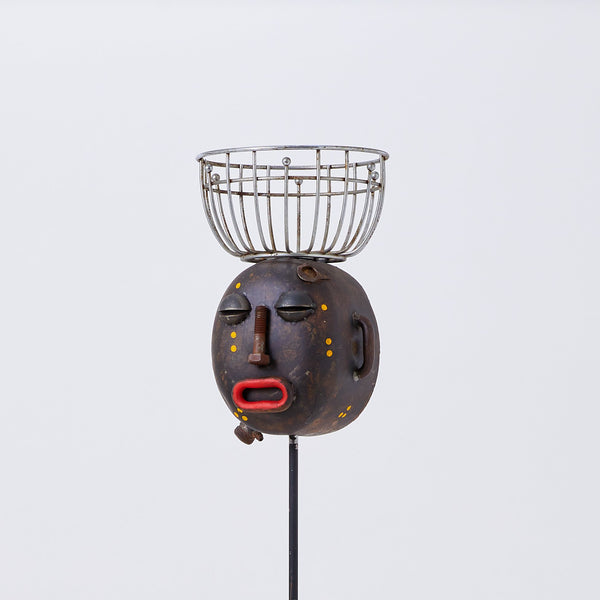 Wit's Collection Iron Mask on Stand MS-02