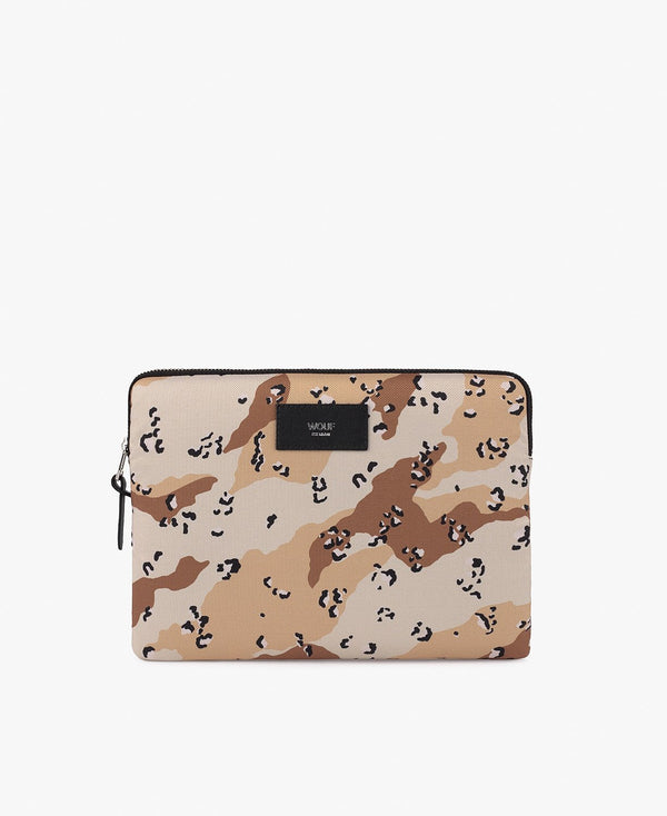 Wouf exclusive collection Camo Desert Laptop Sleeve 13""