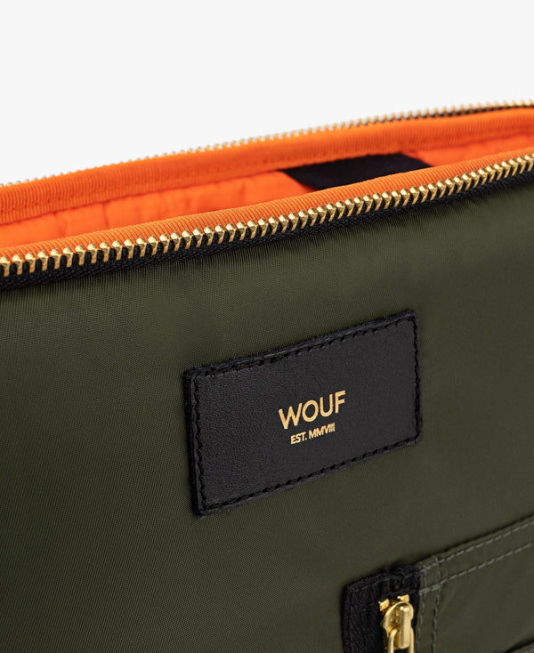 Wouf exclusive collection Camo Bomber Laptop Sleeve 13""