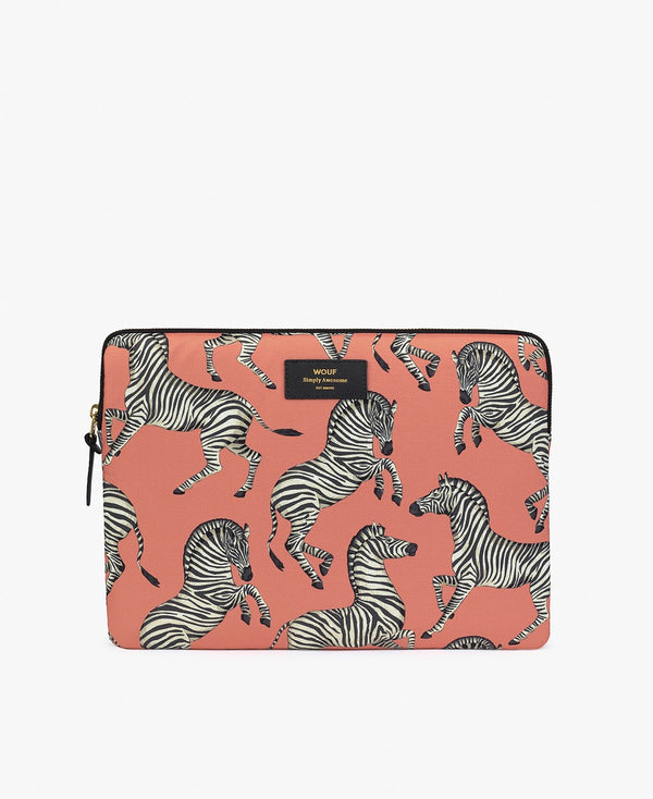 Wouf exclusive collection Zebra Laptop Sleeve 13?