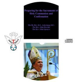 Preparing for the Sacraments of Holy Communion & Confirmation (Workbooks on CD)
