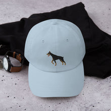 Load image into Gallery viewer, Doberman Baseball Cap