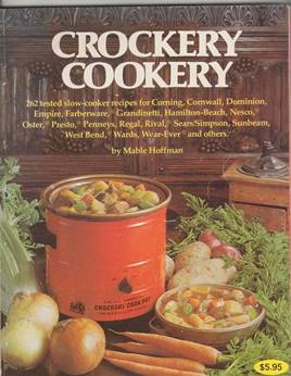 Crockery Cookery cookbook