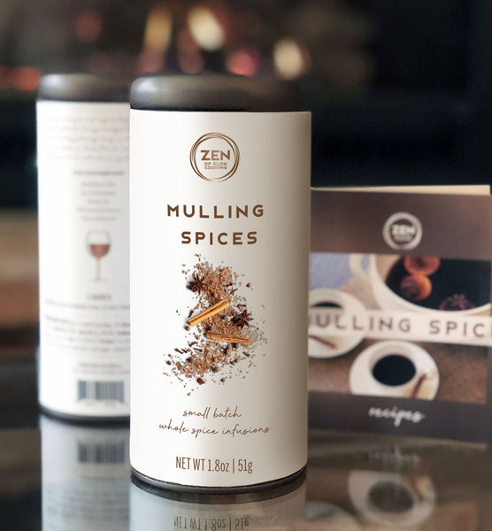 Mulling Spices | Zen of Slow Cooking Package Front