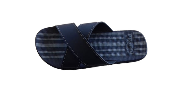 BRAVO 104-2 Sandal Clogs for Men - Blue