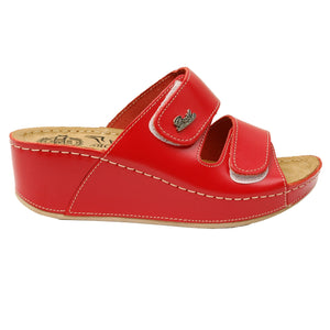 Dr Punto Rosso BRIL D112 - Red