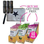Buy our Marz Trio and receive 60 Vegan Dark chocolates FREE (valued at $210!)