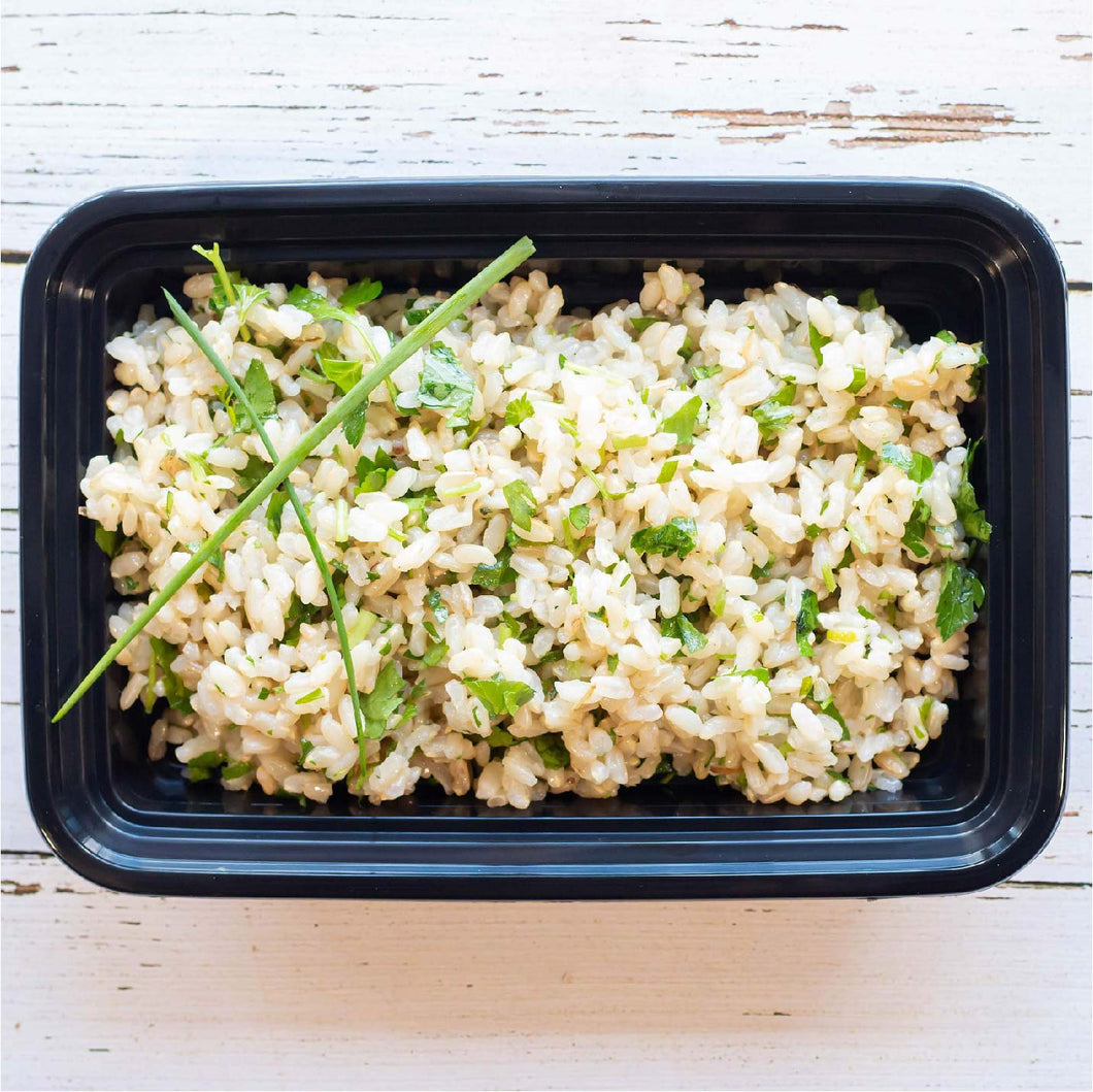 1lb Toasted Brown Rice (Cooked)