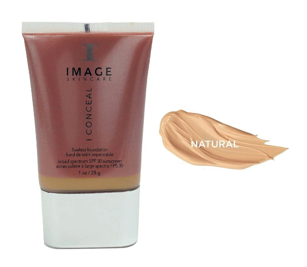 IMAGE I Conceal Flawless Foundation (Natural)