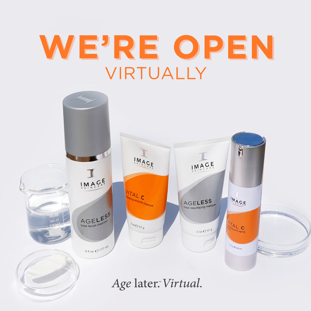 Virtual Facial with Stephanie (Includes enzyme peel)