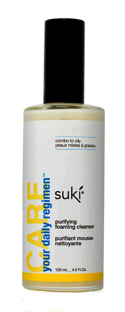SUKI Purifying Foaming Cleanser