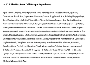 IMAGE The Max Stem Cell Masque