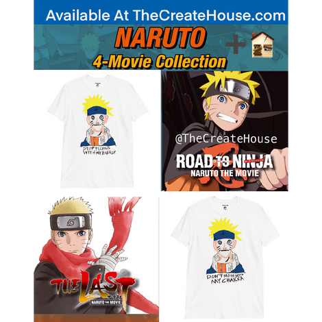 Naruto Inspired Collection