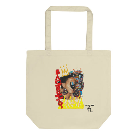 Long.Live.Create.Basquiat Eco Tote Bag
