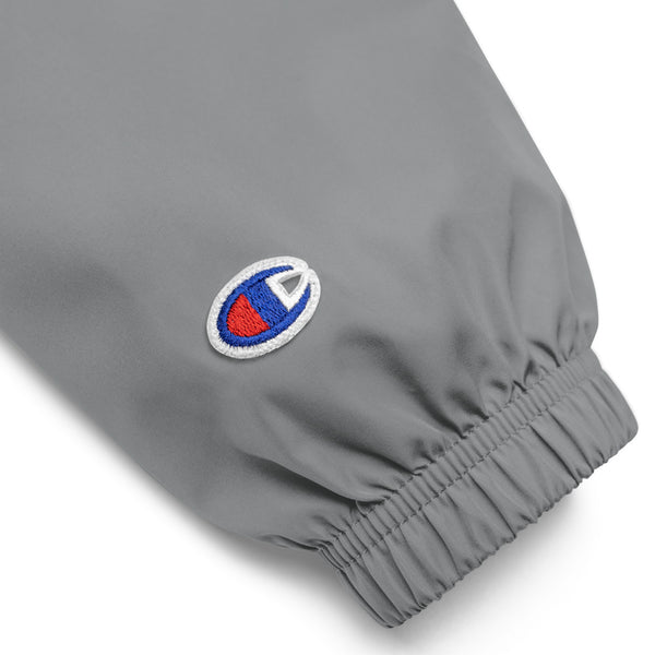 Pleasures Embroidered Champion Packable Jacket