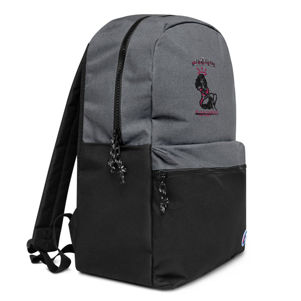 Pleasures Embroidered Champion Backpack