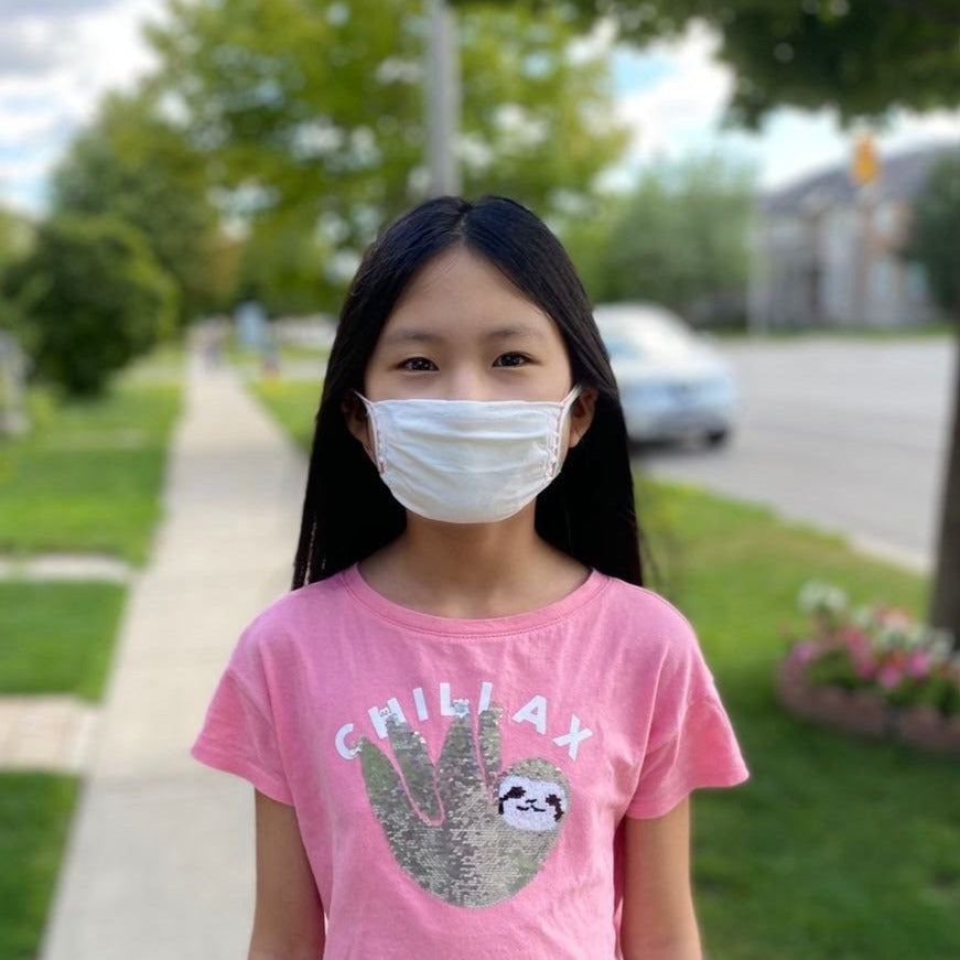 Kid standard reusable mask