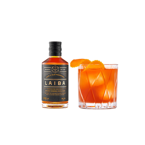 Earl's Old Fashioned