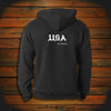 """USA"" Hooded Sweatshirt"