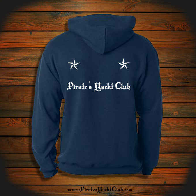 """Sailor Stars"" Hooded Sweatshirt"