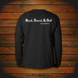 """Blood, Sweat, & Salt"" Long Sleeve"
