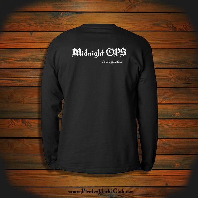 """Midnight OPS"" Long Sleeve"