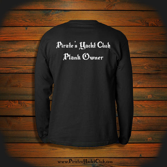"""Plank Owner"" Long Sleeve"