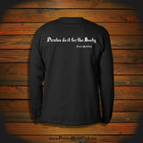 """Pirates do it for the Booty"" Long Sleeve"