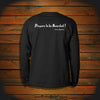 """Prepare to be Boarded"" Long Sleeve"