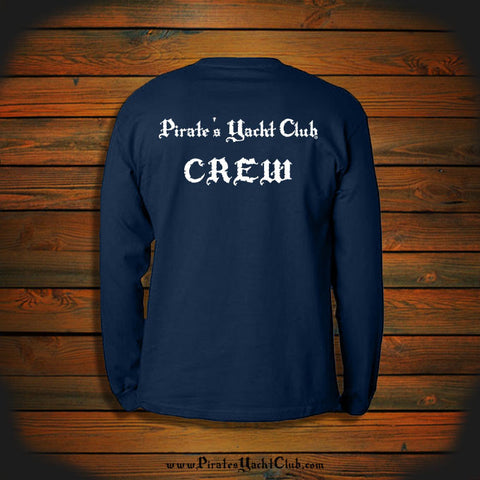 """CREW"" Long Sleeve"