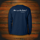 """Who's your Sea Daddy?"" Long Sleeve"