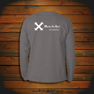 """X Marks the Spot"" Long Sleeve"