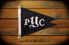 """Pirate's Yacht Club"" Pennant"