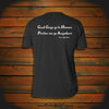"""Good Guys go to Heaven, Pirates can go Anywhere"" T-Shirt"