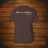"""Hook, Lie, and Sink her"" T-Shirt"