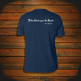 """To the Victor goes the Spoils"" T-Shirt"