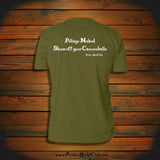 """Pillage Naked, Show off your Cannonballs"" T-Shirt"