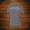 """Drinking Rum before 10am, Makes you a Pirate not an Alcoholic"" T-Shirt"
